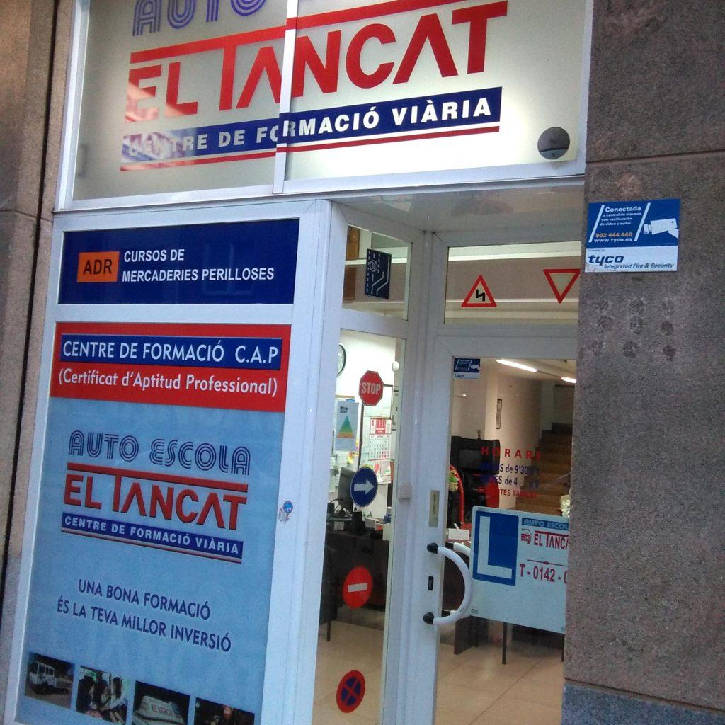 Autoescola El Tancat 19